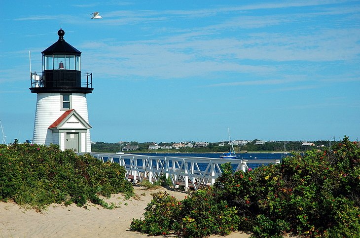 Cape Cod, Nantucket, and Martha's Vineyard