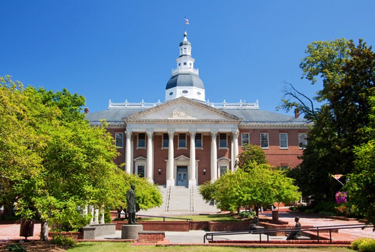 8 TopRated Tourist Attractions in Annapolis – Maryland Tourist Attractions Map