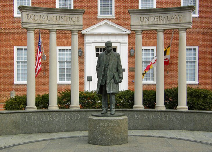 Thurgood Marshall Memorial