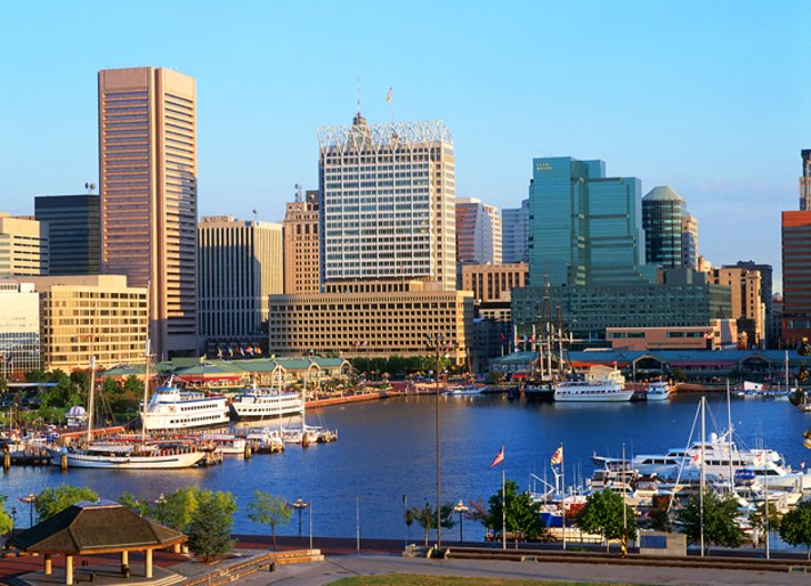 9 TopRated Tourist Attractions in Maryland – Tourist Attractions Map In Baltimore