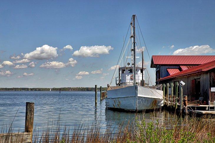 Museo Marítimo de la Bahía de Chesapeake