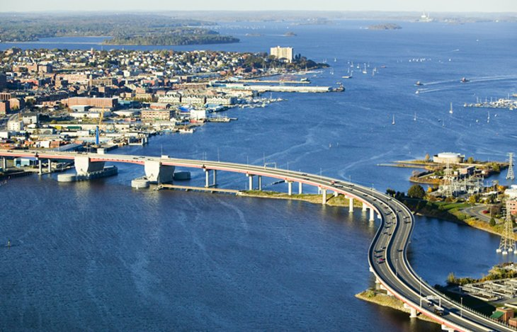 7 TopRated Tourist Attractions in Portland – Tourist Attractions Map In Maine