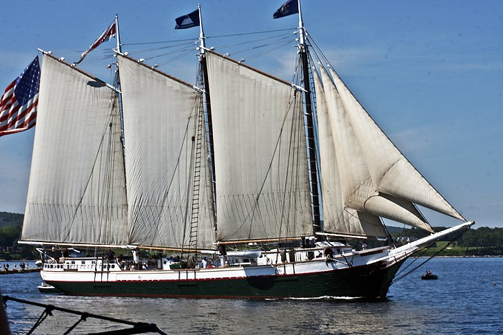 Campanas de victoria, Flota Windjammer