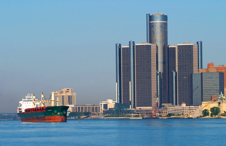 13 TopRated Tourist Attractions in Detroit – Michigan Tourist Attractions Map