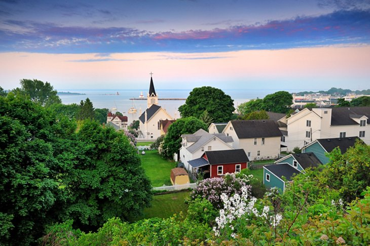 11 TopRated Tourist Attractions in Michigan – Mackinac Island Tourist Attractions Map