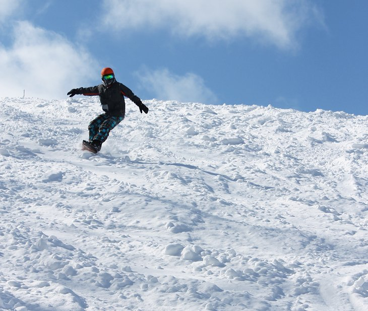 8 Top-Rated Ski Resorts in Michigan, 2018 | PlanetWare