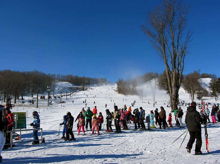 8 Top Rated Ski Resorts In Michigan 2018 Planetware