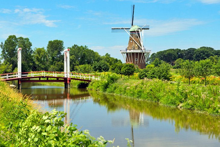 Windmill Island - Holland