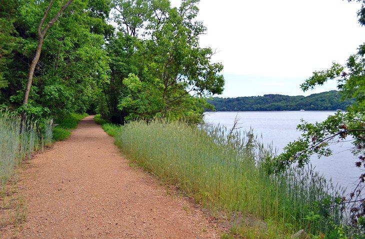 Sendero North River y Prairie Loop