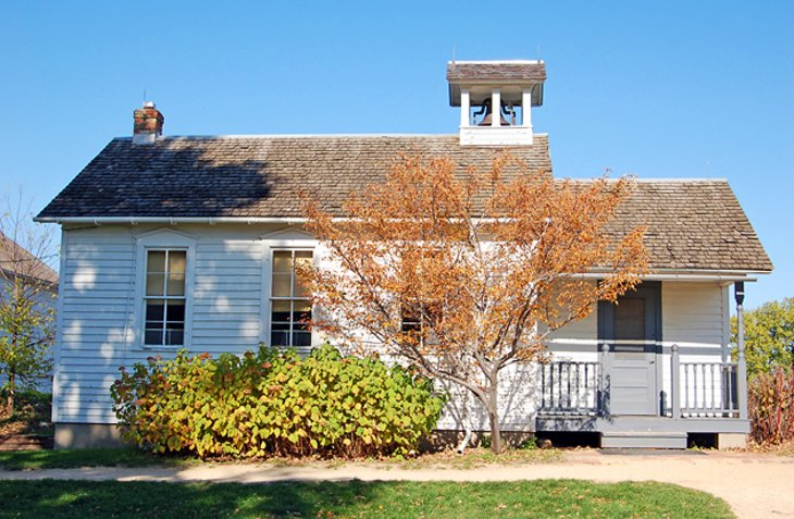 Gibbs Museum of Pioneer and Dakotah Life
