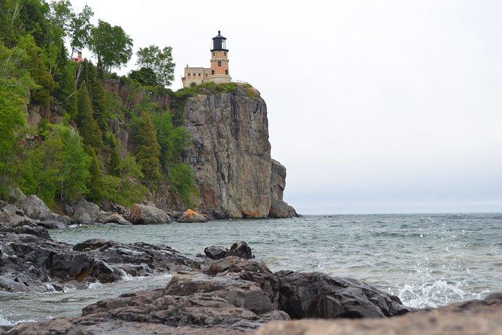 Parque estatal Split Rock Lighthouse