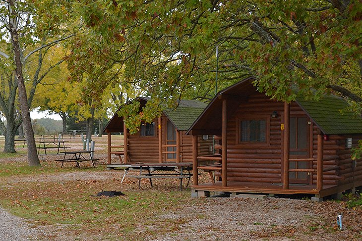 9 Best Campgrounds At Lake Of The Ozarks Planetware