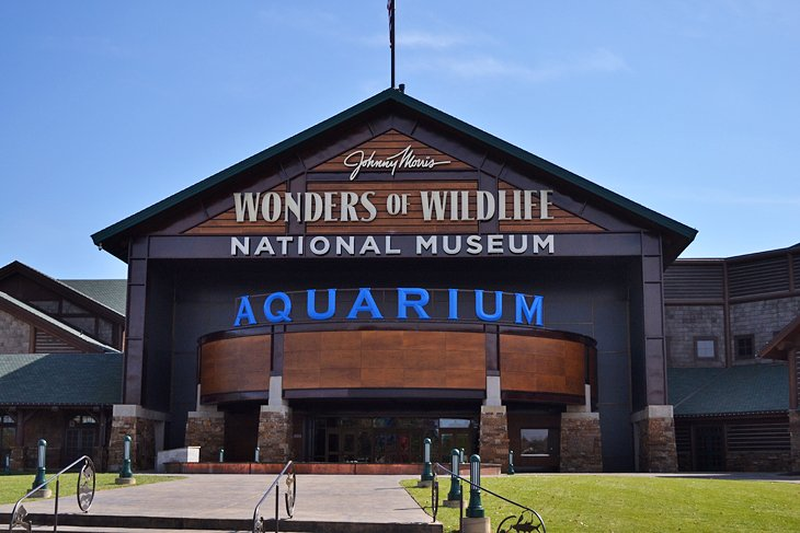 Wonders of Wildlife National Museum and Aquarium