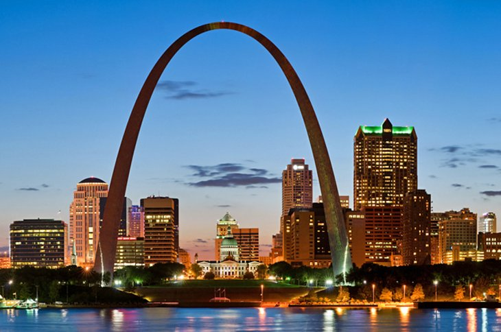 12 TopRated Tourist Attractions in Missouri – Tourist Attractions Map In Illinois