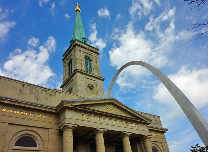12 TopRated Tourist Attractions in St Louis – Tourist Attractions Map In St Louis