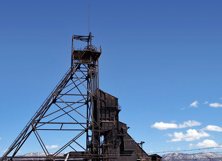The World Museum of Mining in Butte