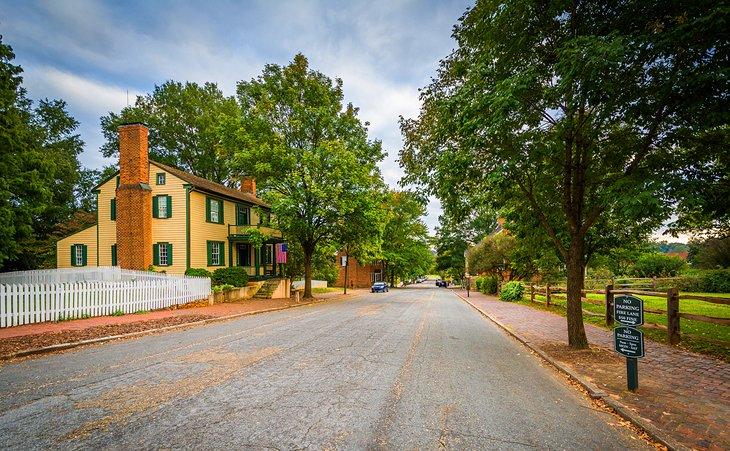 Old Salem Historic District