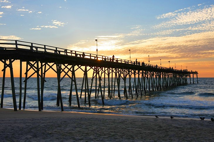 15 top rated tourist attractions in wilmington planetware for Carolina beach fishing pier