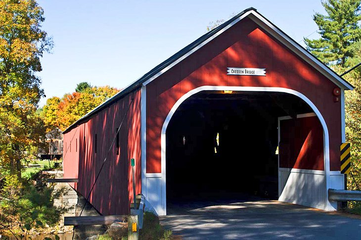 Covered Bridge Driving Tour