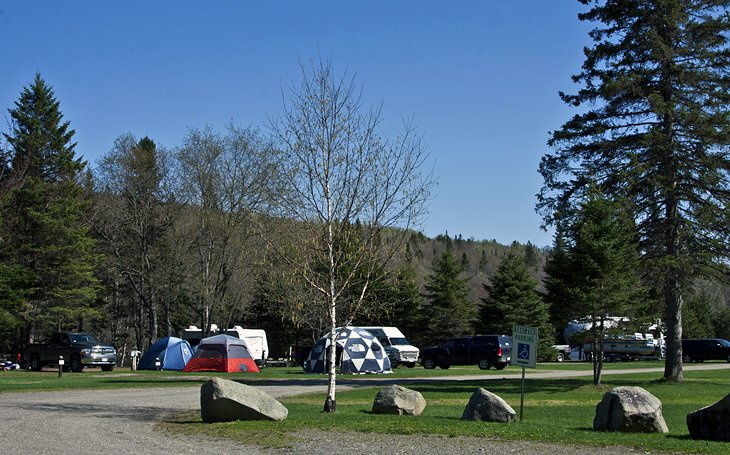 10 Top Rated Campgrounds In New Hampshire Planetware