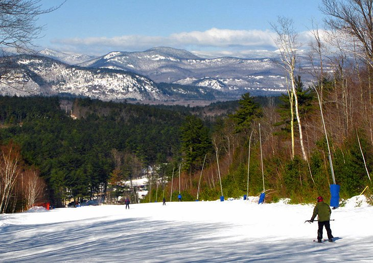 Cranmore Mountain and North Conway