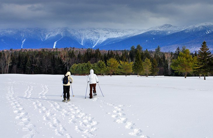 North Conway and Mt. Washington Valley Ski Resorts
