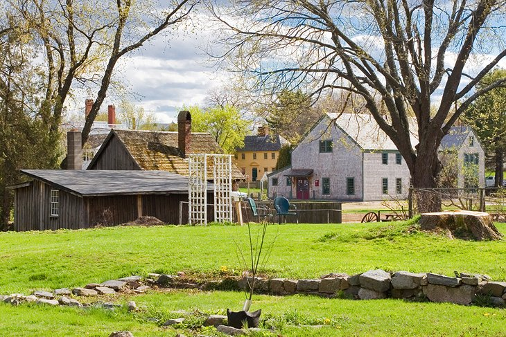 New Hampshire attractions