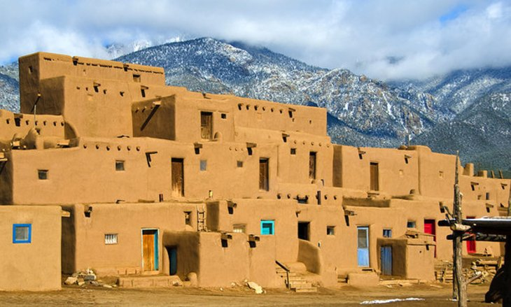 Taos New Mexico Travel Guide