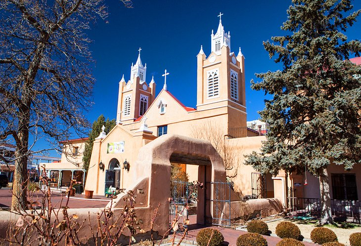 Image Result For Famous Buildings In New Mexico