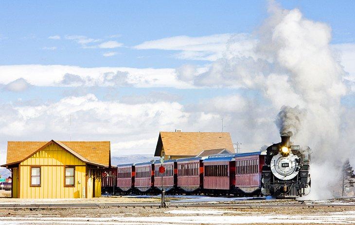 Ferrocarril escénico Cumbres-Tolteca
