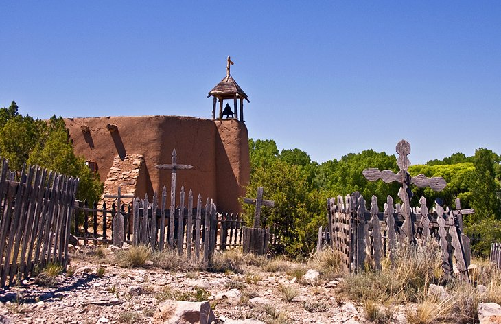 14 TopRated Tourist Attractions in Santa Fe – Santa Fe Tourist Attractions Map