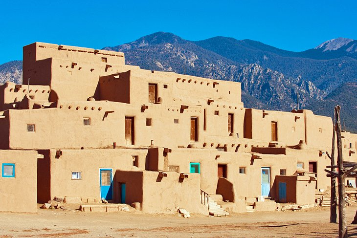 Tour New Mexico Native American Ruins