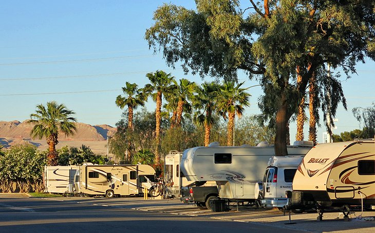 7 Best Campgrounds & RV Resorts around Las Vegas | PlanetWare