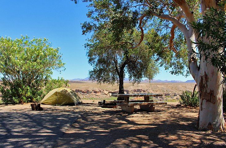 7 Best Campgrounds Amp Rv Resorts Around Las Vegas Planetware