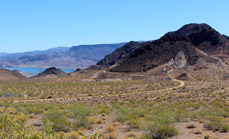 Lake Mead Railway Trail