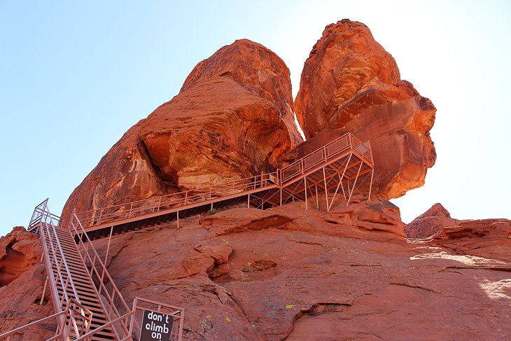 6 Top Rated Hiking Trails In Valley Of Fire State Park