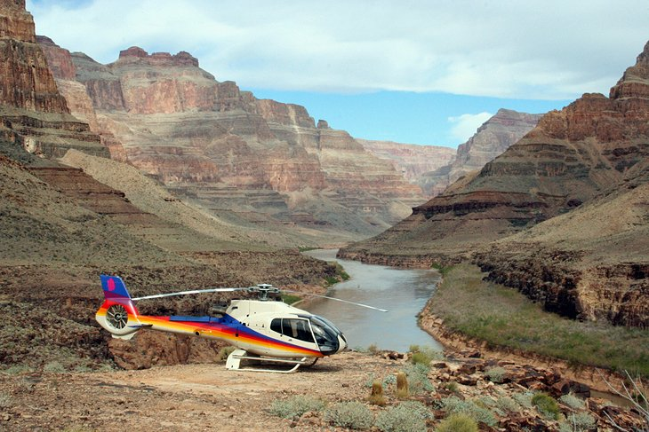 Best Rated Grand Canyon Helicopter Tours From Las Vegas