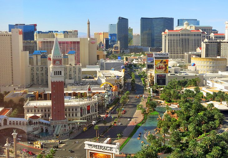 20 TopRated Tourist Attractions in Las Vegas – Tourist Attractions Map In Nevada