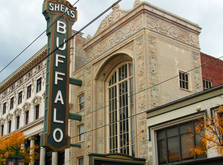 12 top rated tourist attractions in buffalo planetware for Top 10 tourist attractions in nyc