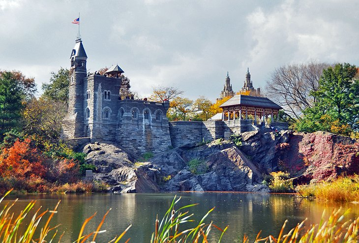 Visiting new york 39 s central park 10 top attractions for Best places to go in central park