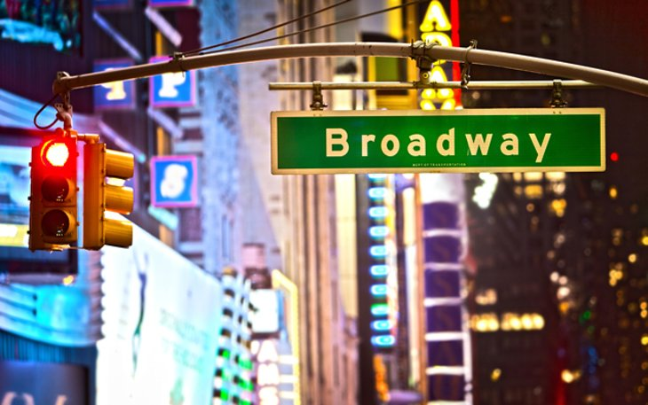 Broadway and the Theater District