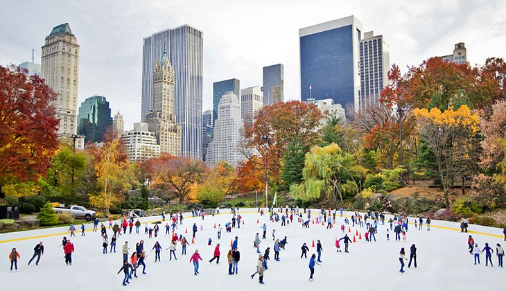 Visiting New York's Central Park: 10 Top Attractions