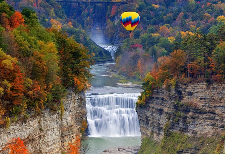 14 Top Rated Tourist Attractions In New York State
