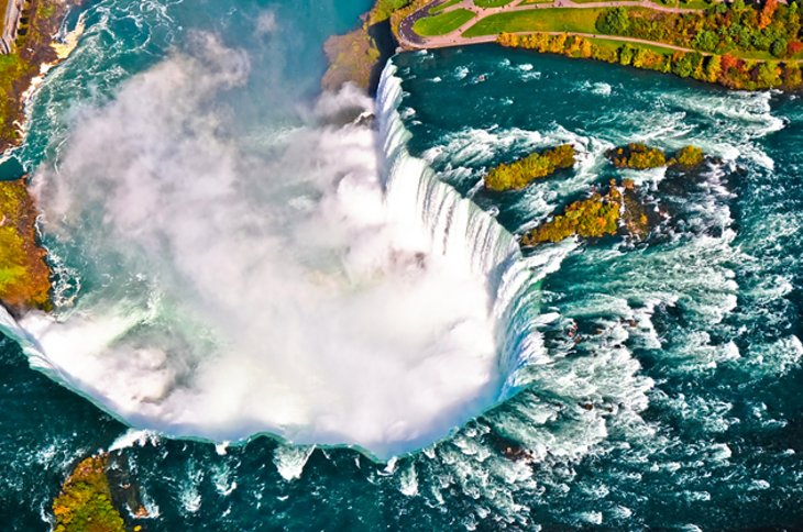 niagara falls tourist map pdf