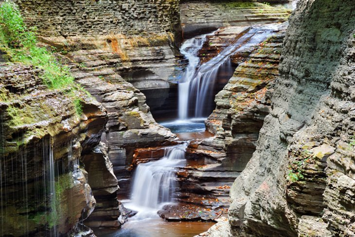 Parque estatal Watkins Glen