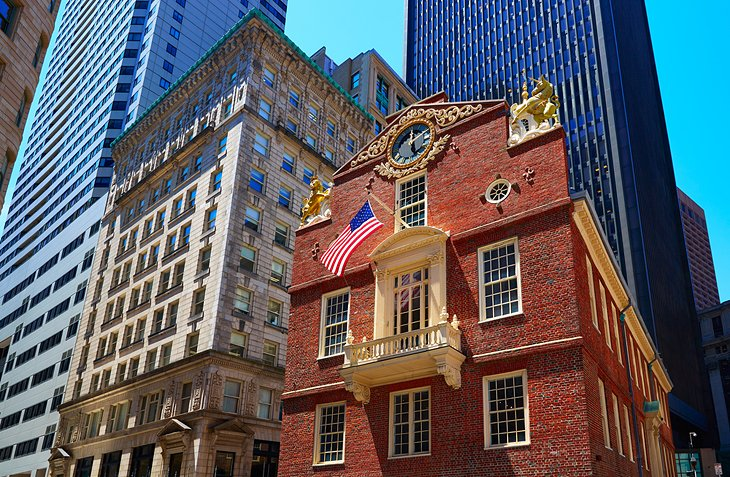 15 Best Places to Visit in the United States Boston