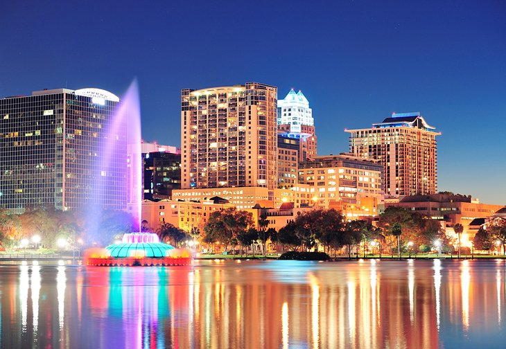 15 Best Places to Visit in the United States,Orlando/Kissimmee