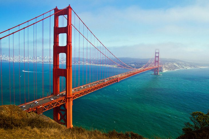 San Francisco 15 Best Places to Visit in the United States