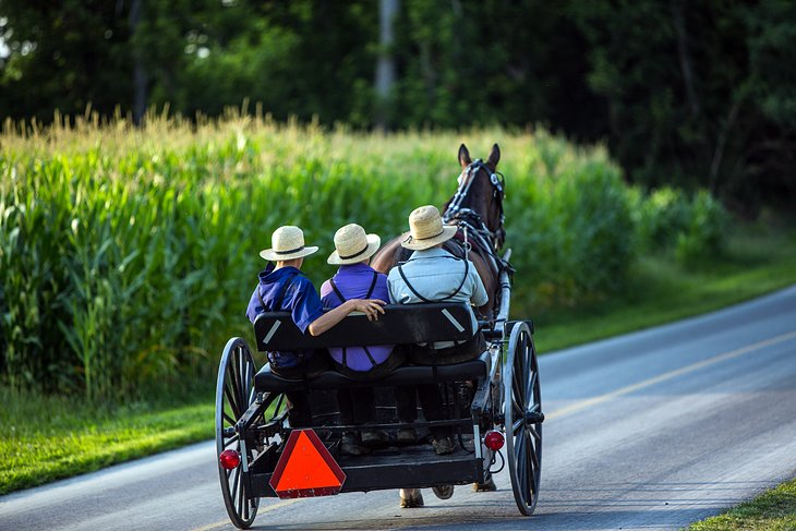Amish Country Byways