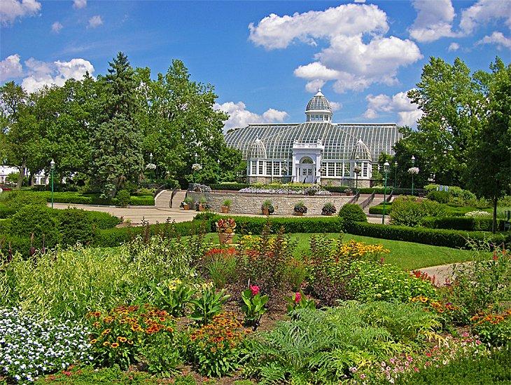 2 Franklin Park Conservatory And Botanical Gardens